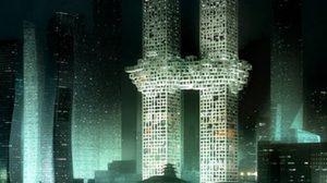เกาหลีสร้างตึกสูง ดีไซน์ประหลาด