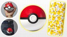 Power Bank Pokemon ขนาดกะทัดรัด พกพาง่าย วางขายที่ญี่ปุ่น 10 มิถุนายนนี้