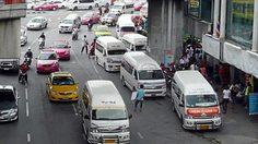 ผลการตรวจสอบรถสาธารณะ พบกระทำความผิด 1,091 ราย