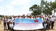 ฮอนด้า ชวนสื่อมวลชนร่วมกิจกรรม บำเพ็ญประโยชน์พัฒนาแหล่งน้ำ