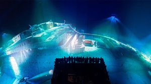 ภาพพาโนราม่า เรือไททานิค ขนาดเท่าของจริง……ยิ่งใหญ่สมคำร่ำลือ!!!