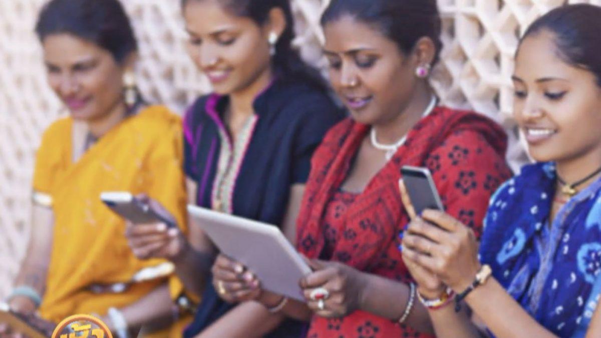 """ตลาด """"สมาร์ทโฟน"""" อินเดียเติบโตสูงมาก"""