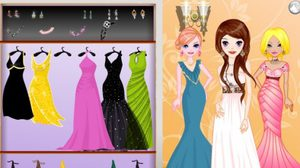 เกมส์แต่งตัวประกวดนางงาม Beauty Pageant