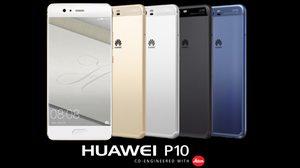 HUAWEI ประกาศวันวางจำหน่าย P10 และ P10 Plus ในประเทศไทยอย่างเป็นทางการ