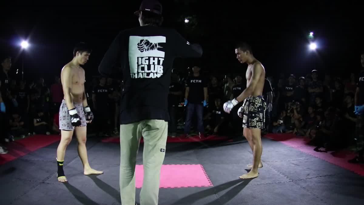 Fight Club Thailand รถซิ่งกรุงเทพ ป๊อก x บอสคนเหล็ก คู่ที่ 242