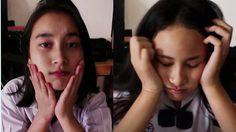 เปลี่ยนไปนะออเจ้า! 4 สาวดาวโรงเรียน แต่งหน้า Before & After