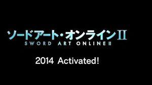 Sword Art Online II ประกาศเปิดตัว 2014 นี้