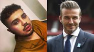 หนุ่มศัลยกรรมหน้าเหมือน David Beckham เปลี่ยนใจอยากเหมือน Brooklyn