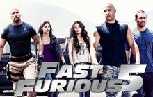 Fast Five เร็ว แรงทะลุนรก 5