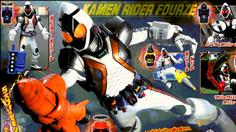 Masked Rider Fourze มาสค์ไรเดอร์ โฟเซ่ ระเบิดความมันส์แล้ว