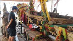 พระนางเรือล่ม โศกนาฏกรรมอันน่าเศร้าของชาวไทยในอดีต