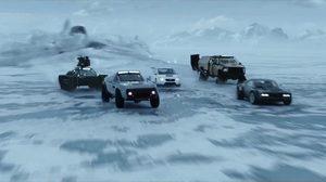 มาทำความรู้จักรถลุยหิมะใน Fast & Furious 8 ก่อนดู