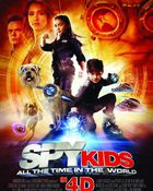 Spy Kids: All The Time In The World in 4D ซุปเปอร์ทีมระเบิดพลังทะลุจอ