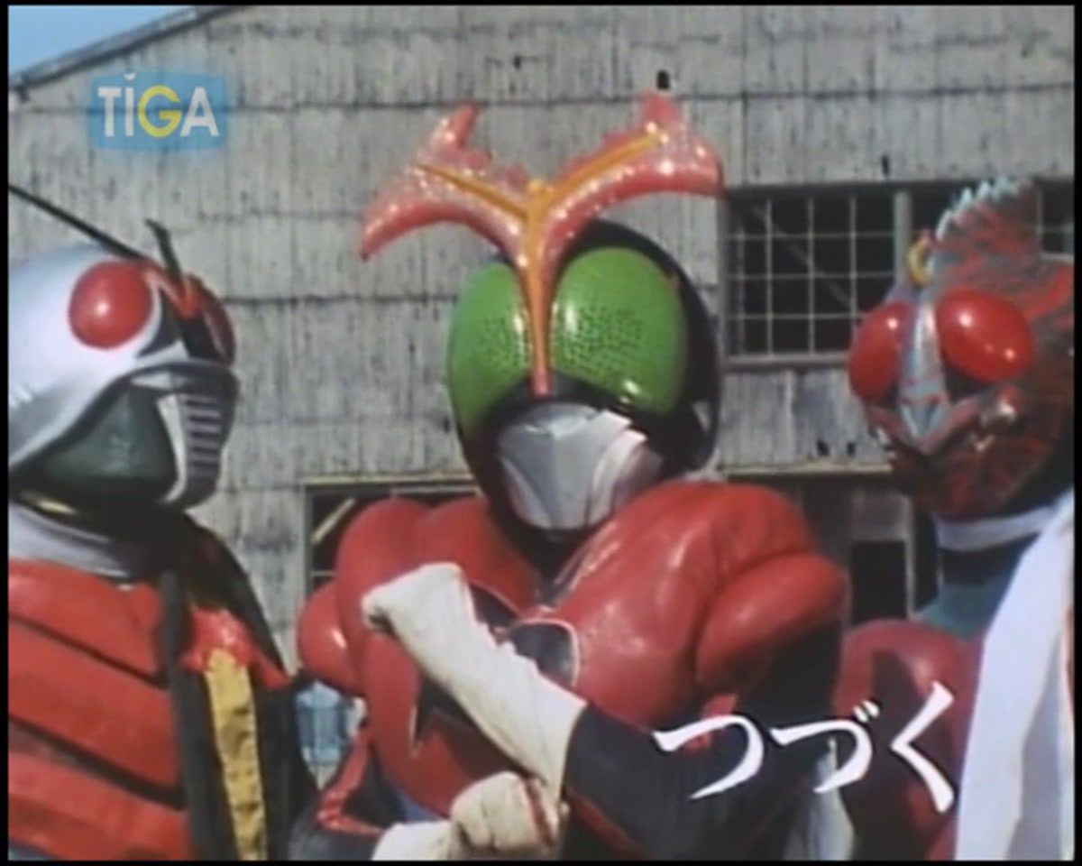 Masked Rider Stronger ตอนที่ 36-3