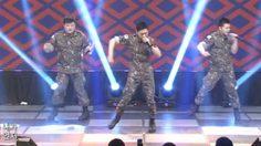 พลทหาร ชินดง, อึนฮยอก, ซองมิน Super Junior โชว์คอนเสิร์ตสุดพริ้ว