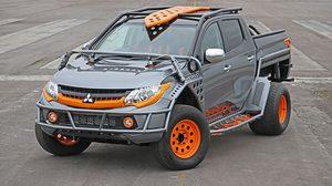 Mitsubishi Triton 2018 แต่งดิบจากโรงงาน อวดโชว์ Fast & Furious Live