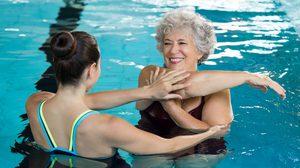 ออกกำลังกายในน้ำ ทางเลือกใหม่ของคนรักสุขภาพ มีดีอย่างไร ตามมาดู!