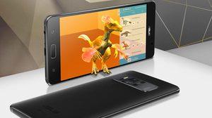 Asus เปิดตัว ZenFone AR มือถือเครื่องแรกที่รองรับทั้ง AR (Tango) และ VR (Daydream)