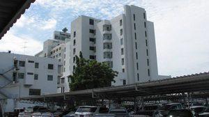 โรงพยาบาลสนามจันทร์