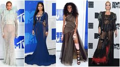 รวมแฟชั่นชุดยอดเยี่ยม และ ชุดยอดแย่ จากงาน MTV Video Music Awards 2016