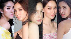 ฮอตเวอร์! 5 สาวประเภทสอง ที่สวยและมีสไตล์มากที่สุดในปี 2560