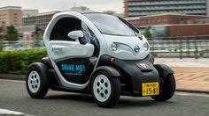 Nissan เปิดให้บริการเช่า รถยนต์ไฟฟ้า อัลตร้าคอมแพ็ค วิ่งในเมืองโยโกฮาม่า