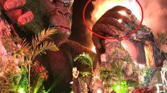 คองโดนเผา!!? เกิดเหตุเพลิงไหม้กลางงานโปรโมตภาพยนตร์ Kong: Skull Island ที่เวียดนาม