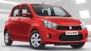 Suzuki Celerio เปิดตัว Minorchange พร้อมขายแล้วในประเทศอินเดีย