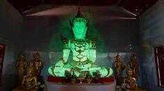 พระพุทธรูปเรืองแสง องค์เดียวในเมืองไทย จ.ลำปาง