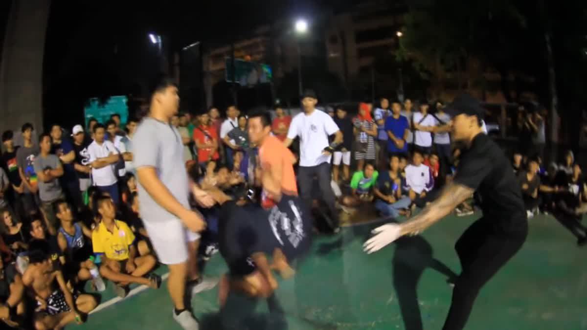 Fight Club Thailand จักร x โด้ คู่ที่ 58
