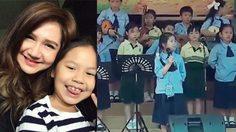 เชื้อไม่ทิ้งแถว!!! น้องฮานิ ร้องเพลงแม่ โบ สุนิตา ในงานโรงเรียน เก่งสุดๆ
