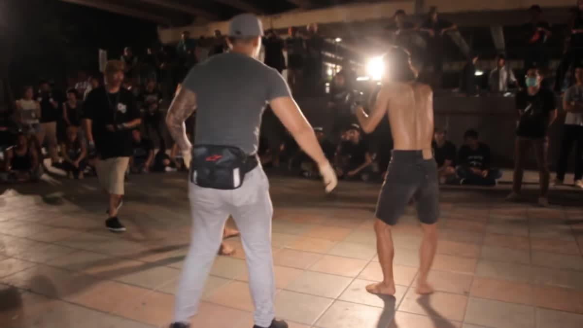Fight Club Thailand โกลด์ x เอ็กซ์ คู่ที่ 32