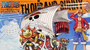 One Piece Pramodel Grand ship Collection  (แกรนด์ชิพ คอลเลคชั่น)