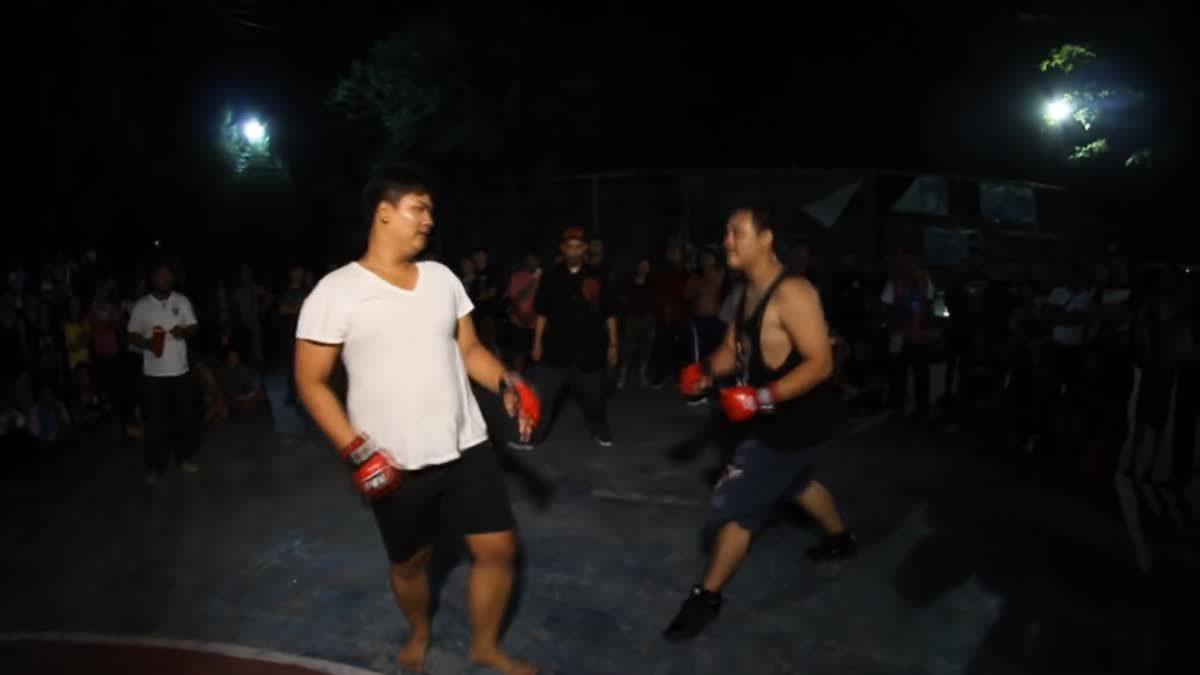 Fight Club Thailand แซม x ดรีม คู่ที่ 18