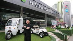 H SEM Motor  ฉลองยอดขายในงานมอเตอร์โชว์ 2017 ทะลุ 1,000 คัน