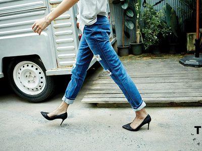 สารพัดทริค มิกซ์แอนด์แมทช์ กางเกงยีนส์ แบบไหนให้ดูดีน่ามองทุกโอกาส