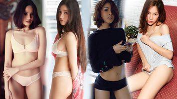 เดือดทะลุปรอทกับ 4 สาวสุดเซ็กซี่ประจำเดือนมีนาคมใน A'lure Magazine VOL.79