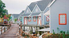 """คัลเลอร์ฟูล! """"Peggy's Cove Resort"""" รีสอร์ทน่ารัก น่าพัก จ.จันทบุรี"""