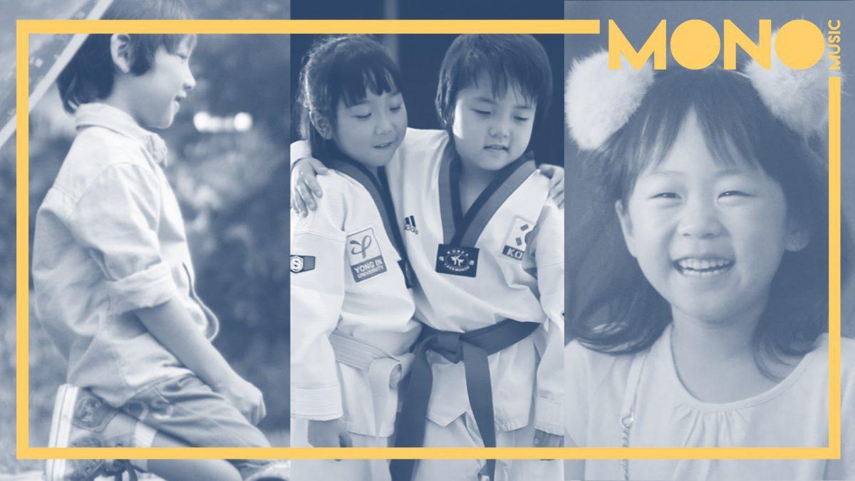 MONO MUSIC: Kids รวมนักแสดงเด็กน่ารัก