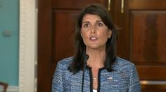 สหรัฐฯ ประกาศถอนตัวจากคณะมนตรีสิทธิมนุษยชน UN
