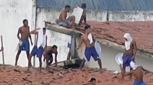 นักโทษบราซิลก่อจราจลในคุก ทำคนเสียชีวิต 30 ราย