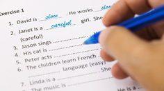 การสอบวัดระดับภาษาอังกฤษ