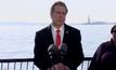 ผู้ว่าการฯ นิวยอร์กไม่ยอมปิดเทพีเสรีภาพ