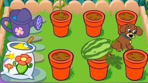 เกมส์ปลูกผักผลไม้ในกระถาง