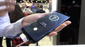 Samsung Galaxy S10 อาจจะมาพร้อมหน้าจอมีเสียง Sound Screen