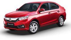 Honda เปิดตัว Amaze 2018 ใหม่ ที่ตลาดอินเดีย ด้วยราคาเริ่มต้น 2.64 แสนบาท