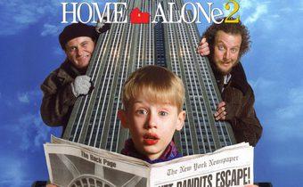 Home Alone 2: Lost in New York โดดเดี่ยวผู้น่ารัก 2