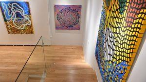Chin's Gallery เปิดแกลเลอรี พาชมผลงานศิลปะ Abstract ชมฟรีถึง 6 พ.ค.