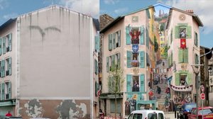 ไม่ธรรมดา ศิลปะพ่นสีกำแพง จากรอบโลกสวยงามและเจ๋งมาก