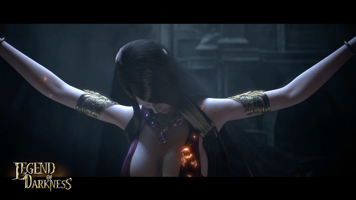 Legend of Darkness ตัวอย่างแรกก่อนเข้าไทย